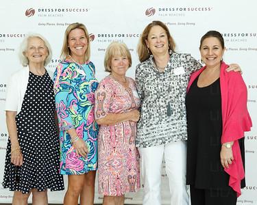 Sharon Kirkland, Paget Kirkland, Nance Kirkland Murray, Kathy Herrero, Michele Wilde