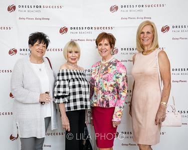 Gloria Schwartz, Anita Gold, Vivi Ahrenstein, Bonnie Gaines