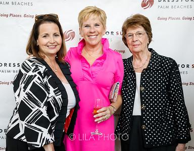 Pam Biernacki, Fran Martin, Kathleen Hill