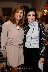 Fern Lindsay, Sally Taglialatella,
