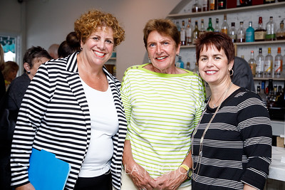 Laurie Dietz, Bonnie Goebert, Denise O'Sullivan