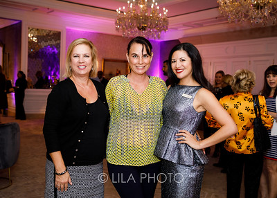 Lora Hazelwood, Vanessa Forbes, Stacie Hallinan © LILA PHOTO