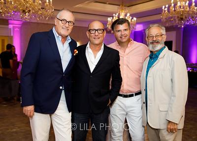 Bram Majtlis, Burt Minkoff, Rich Wilkie, Harry Wolin © LILA PHOTO
