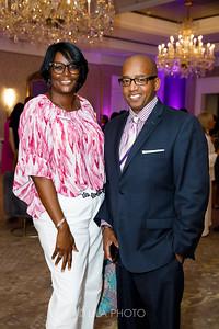 Yvonne Williams, Mike Jackson © LILA PHOTO