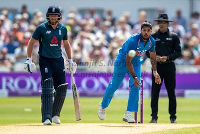 12th July 2018, England vs India, RL One-Dayer, Trent Bridge