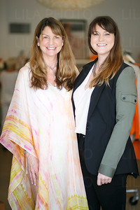 Heather Buchanan, Shannon Coakley with The EQUUS Foundation