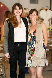 Shannon Coakley, with The EQUUS Foundation, Jen O'Neill