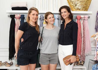 Cleo Levy, Caroline _, Alicia Heiniger