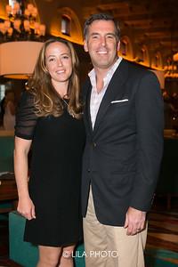 Caroline & Tom Forrest