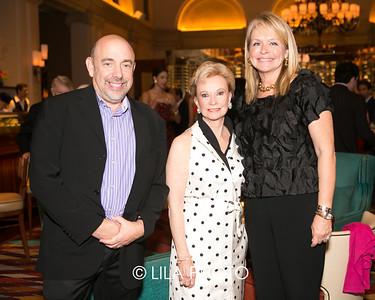 Paul Lubtesky, Betsy Matthews, Susan Malloy