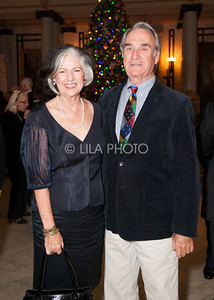 Katharine & David Dickenson