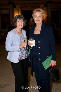 Nancy McEllone, Gloria Platt