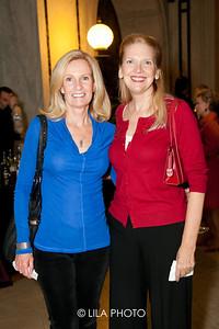 Linda Collison, Cynthia Homick