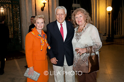 Betsy Matthews, Mark Haden, Countess Rudilia Poli - Sandri Burck