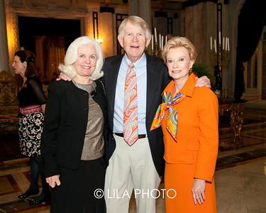 Sterling Kenan, Bill Davis, Betsy Matthews
