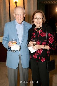 Richard Holmquist, Marilyn Mack