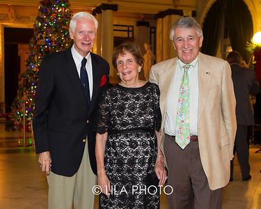 Peter Geisler, Rhoda & Richard Kleid