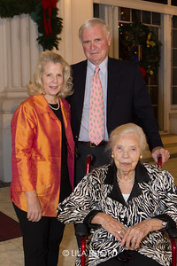 Virginia Peterson (seated) Holly Breeden, William Dunphy