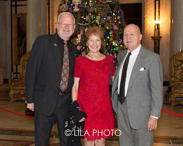 Bill & Randy Baskerville, Jack Blanton