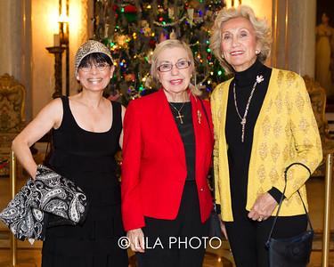 Rose Marie Leonhardt, Virginia Longo, Ava Coleman