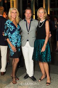 Maureen Conte, Scott Moses, Carol Kmec