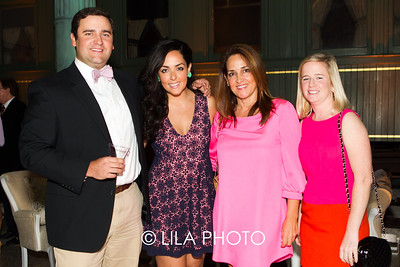 Daniel Prieto, Natalie Navarro, Gladys Navarro, Ann Maus