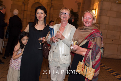 Yuki Serino, Yoko Ichihara, Marianne Kulas, Nina Dannenbergs