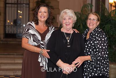Pat Saunders, Josephine Wurster, Ann Alexander