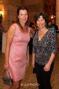 Gina Hartel, Suzanne Reisig