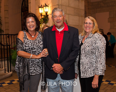 Pat Saunders, Gil Bucholz, Ann Alexander