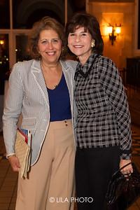 Suzanne Greenberg, Francine Katz