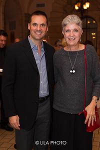 Alan Bowman, Sandra Baran