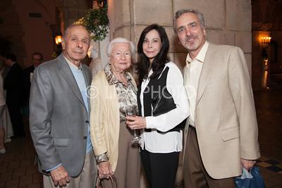 Jack & Betty Prichep, Barbara & Jeff Phillips