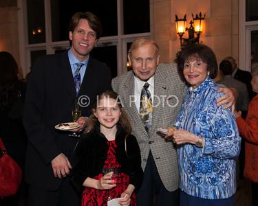 Michael Butterman, Olivia Butterman, Dr. Burt & Audrey Spiwak