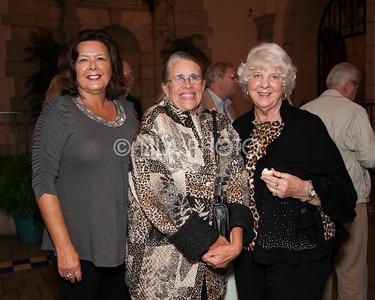 Pat Saunders, Ann Alexander, Josephine Wurster