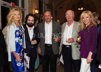 Yvonne Rieber, Musician, Steve Greenwald, Bjarne Rieber, Marta Greenwald