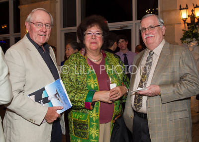 Tom Burns, Barbara & David Perlmutter