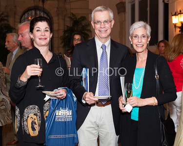 Ben Friedman, David & Deborah Winston
