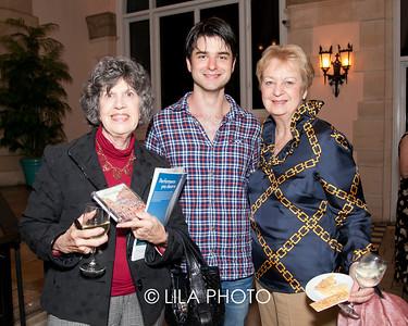 Nancy McEllone, Bogdan Bozovic, Gloria Platt