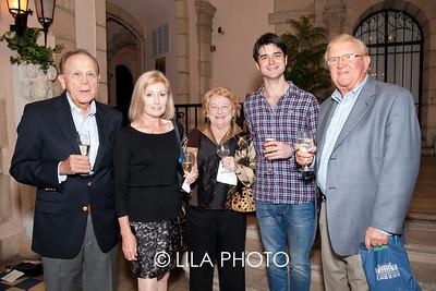 Jose & Barbara Leon, Susan DeCamp, Bogdan Bozovic, Ray Bourque
