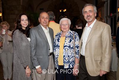 Barbara & Jeff Phillips, Betty & Jack Prichep