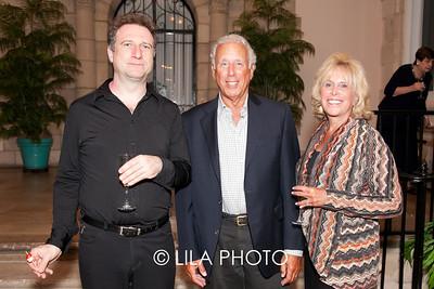 Stefan Mendl, Roger & Esther Cohn