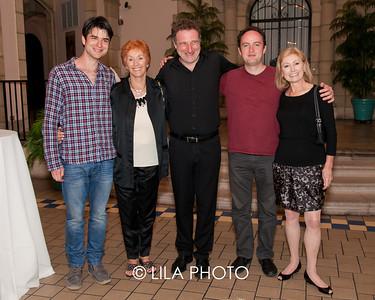 Bogdan Bozovic, Kay Bourque, Stefan Mendl, Matthias Gredler, Barbara Leon
