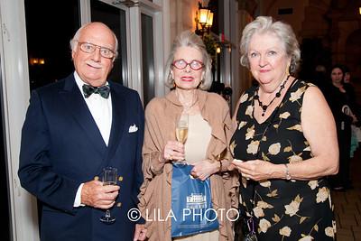 Rex Hearn, Carla Darlington, Kathleen Hearn