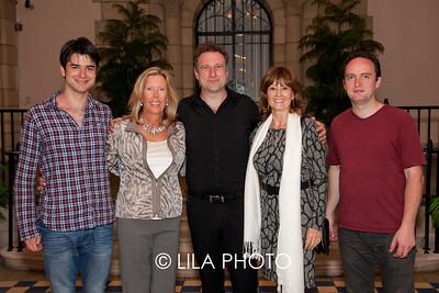 Bogdan Bozovic, Dr. Patricia Thrower, Stefan Mendl, Isabella Tremblay, Matthias Gredler