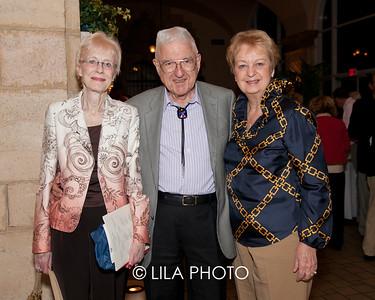 Mary Katherine & Robert Flucke, Gloria Platt