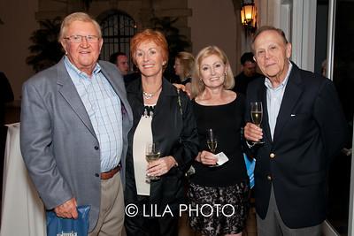 Ray & Kay Bourque, Barbara & Jose Leon