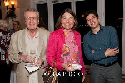 Tal & Carolyn Tribble, Chris Murphy