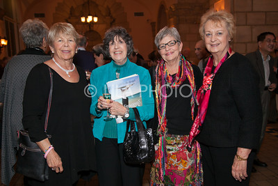 Bobbi Bash, Nancy McEllone, Carole Hawk, Gloria Platt