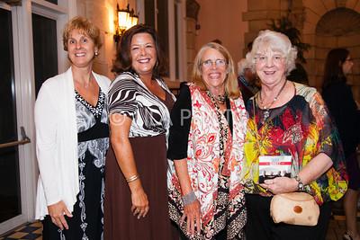 Cindy Sjogren, Pat Saunders, Ann Alexander, Josephine Wurster